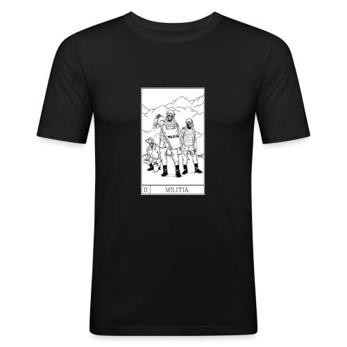 SLAV TAROT II - Obcisła koszulka męska