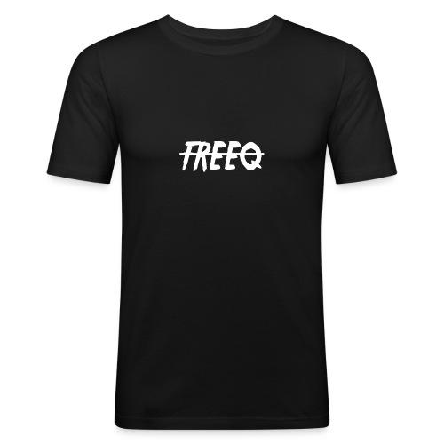 freeq - Slim Fit T-shirt herr