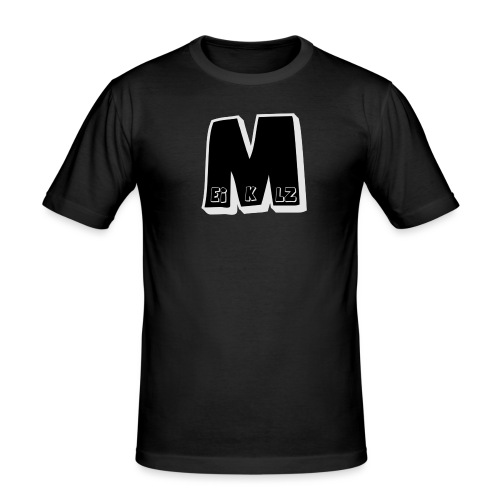 Meiklz - Männer Slim Fit T-Shirt