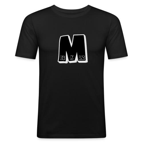 Meiklz - Männer Slim Fit T-Shirt