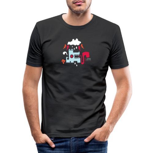 mani dog - T-shirt près du corps Homme