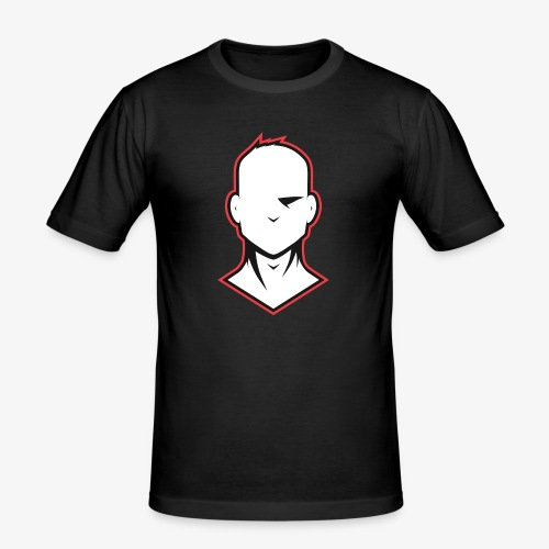 Logo Adak - T-shirt près du corps Homme