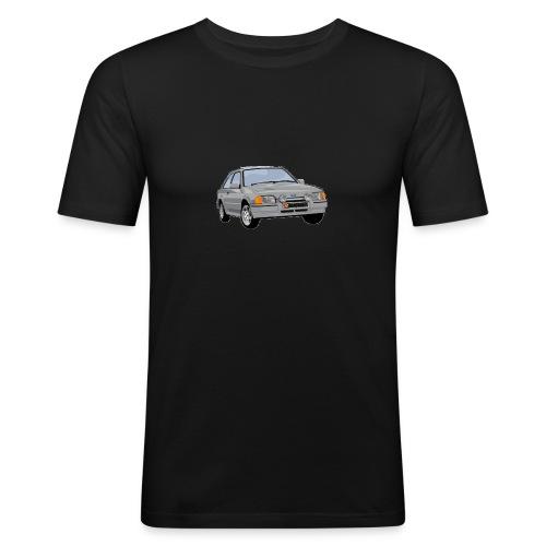 Escort MK4 - Männer Slim Fit T-Shirt
