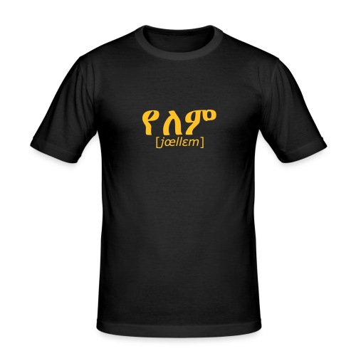 yeulleum - Männer Slim Fit T-Shirt