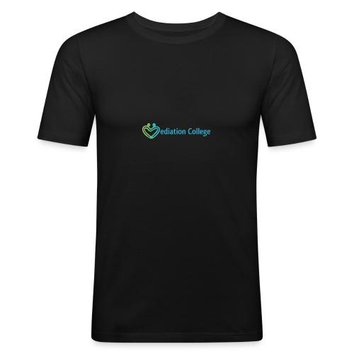 Mediation College Member - Mannen slim fit T-shirt