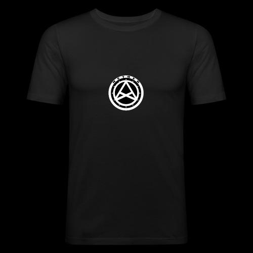 Nether Crew Black\White T-shirt - Maglietta aderente da uomo