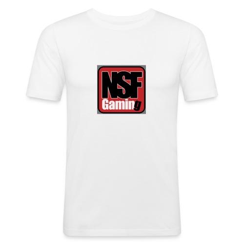 NSFGaming - Slim Fit T-shirt herr