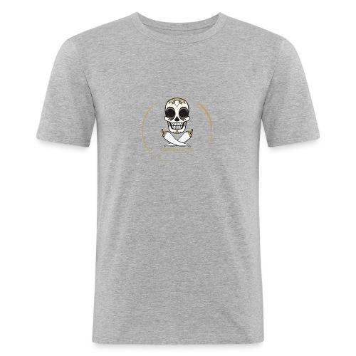 Logo HABANERO FACTORY - Maglietta aderente da uomo