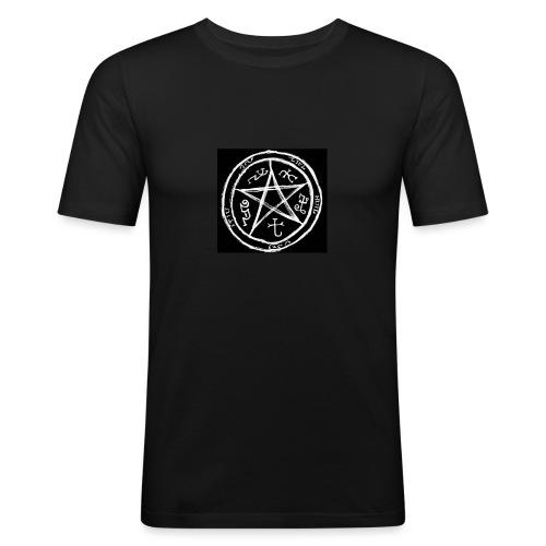 Teufelsfalle - Männer Slim Fit T-Shirt