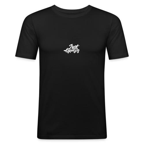 JustMTgames - Mannen slim fit T-shirt
