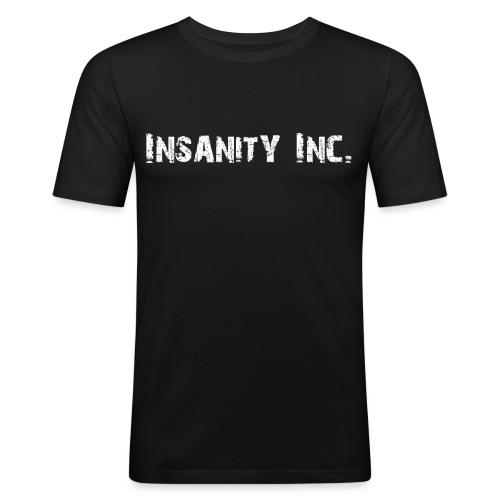 Tank Top - Insanity Inc. - Männer Slim Fit T-Shirt