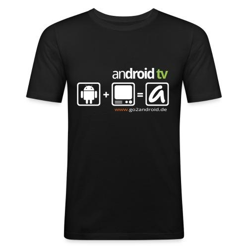 3for1 - Männer Slim Fit T-Shirt