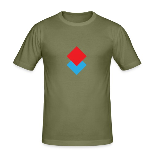 wzortroj - Obcisła koszulka męska