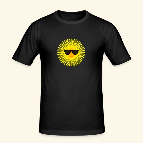 Sol de Canarias - Camiseta ajustada hombre