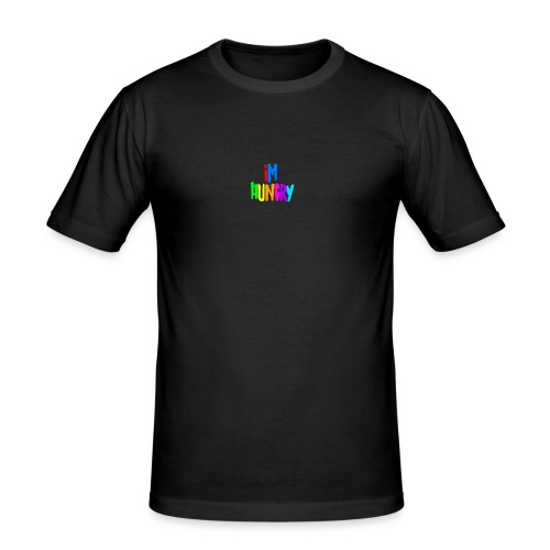 Im Hungry - Men's Slim Fit T-Shirt