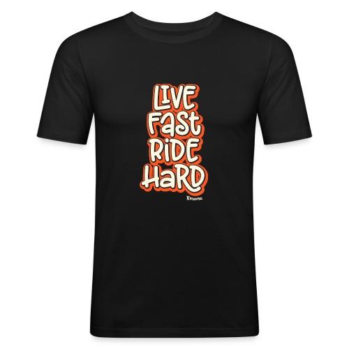 Asset 13 - Slim Fit T-shirt herr