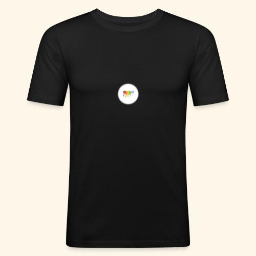 LGBTQ - Mannen slim fit T-shirt