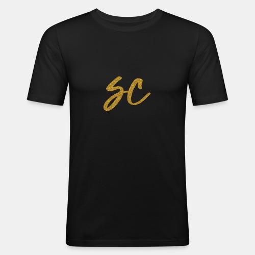 GOLD - Men's Slim Fit T-Shirt