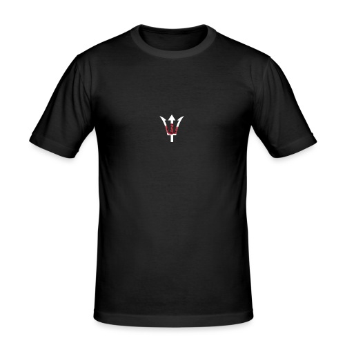 Satico. Logo. - Slim Fit T-shirt herr