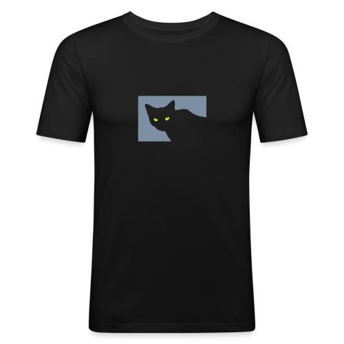 Spy Cat - Men's Slim Fit T-Shirt