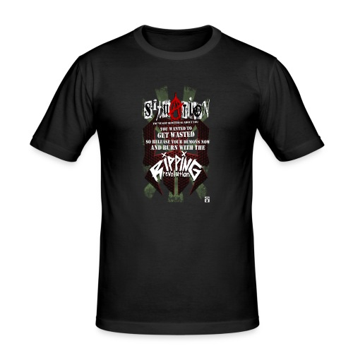 SITUATION - Men's Slim Fit T-Shirt