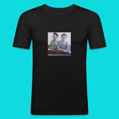 Yakonic T-shirt - Herre Slim Fit T-Shirt