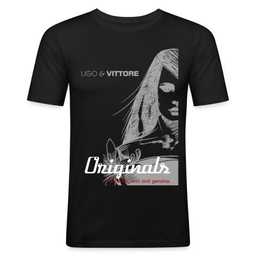 ugo_and_vittore_originals - Men's Slim Fit T-Shirt