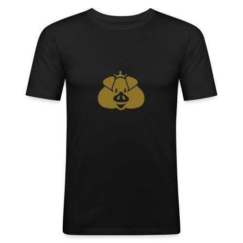 Habsburger Schwein - Men's Slim Fit T-Shirt
