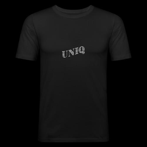 UNIQ - Men's Slim Fit T-Shirt