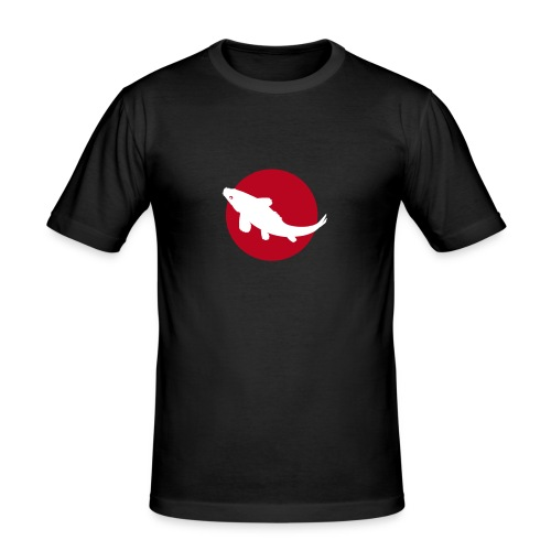 drapeau koi - Men's Slim Fit T-Shirt