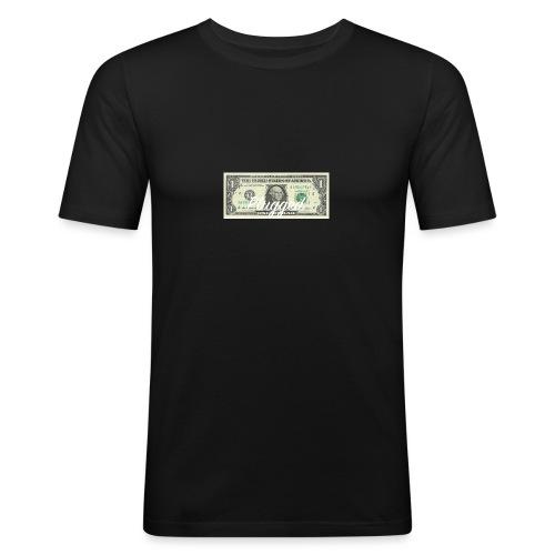 rich tee - Slim Fit T-shirt herr