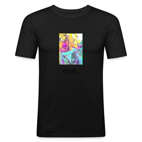 #bmln baumelnlassen - Männer Slim Fit T-Shirt