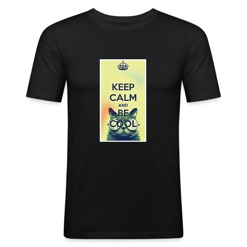 COOL - Mannen slim fit T-shirt