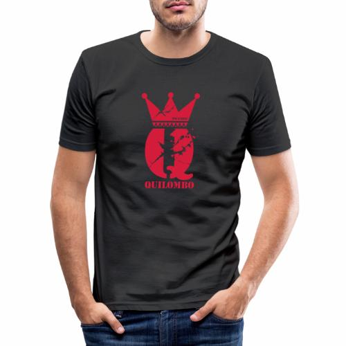 rei_palma - Männer Slim Fit T-Shirt