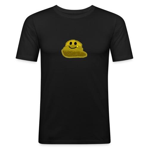 EinfachMC-Logo - Männer Slim Fit T-Shirt