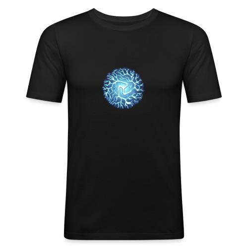 Chi Kugel Energie Antahkarana Reiki Chakra - Männer Slim Fit T-Shirt
