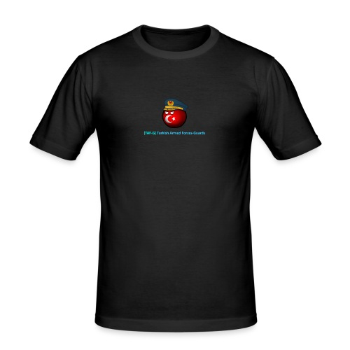 World of tanks - TAF-G clan gear! - Men's Slim Fit T-Shirt