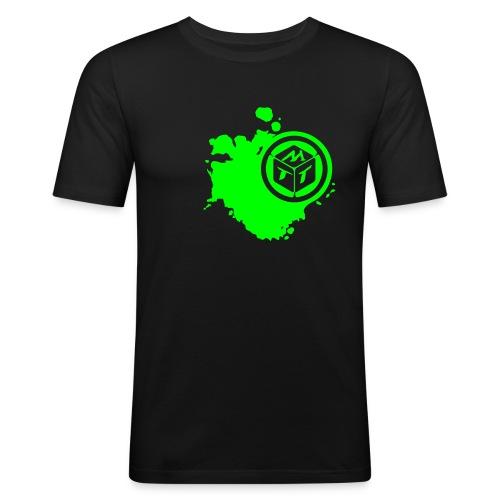mg shirt logo - Männer Slim Fit T-Shirt