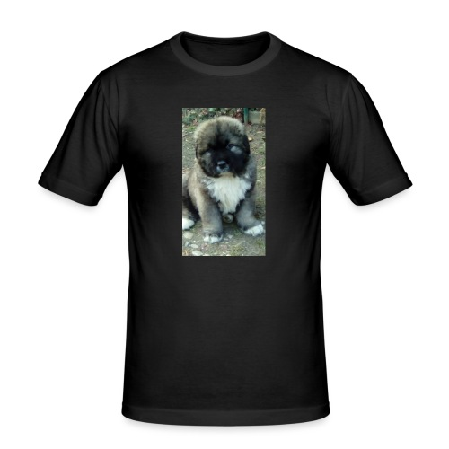 Kolekcja Kazan - Obcisła koszulka męska
