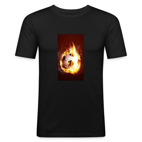 8FB52E46 EF94 4D33 805E B871B7268BBF - Men's Slim Fit T-Shirt