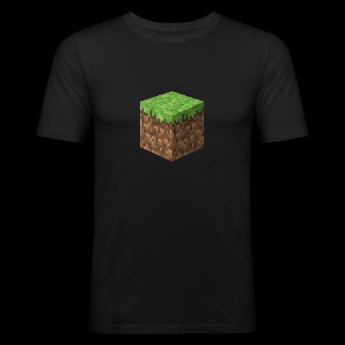 minecraft - T-shirt près du corps Homme