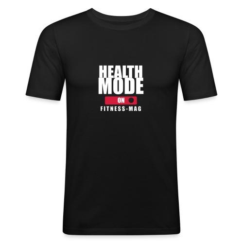 HEALTH mode 2 - T-shirt près du corps Homme