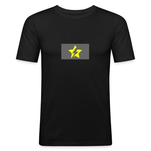 StarbreakerLPs Logo - Männer Slim Fit T-Shirt