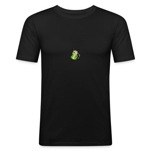 chechepent - T-shirt près du corps Homme