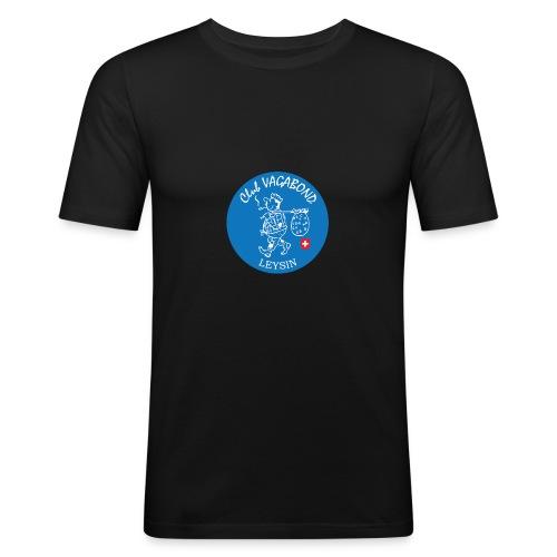 Club Vagabond - Men's Slim Fit T-Shirt
