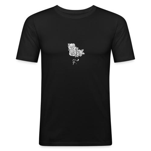 RoseF. - Männer Slim Fit T-Shirt