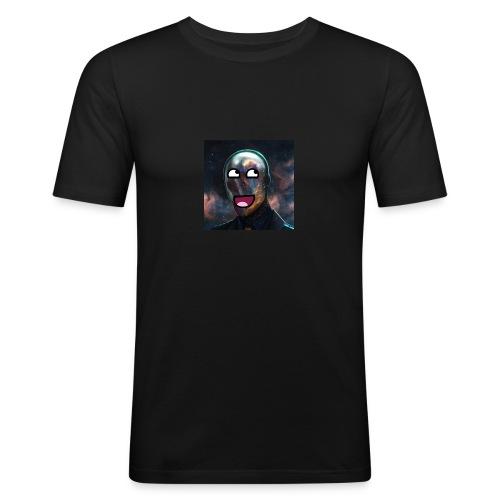 GamingTechYT Logo - Men's Slim Fit T-Shirt