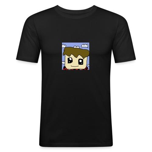 Emil - Slim Fit T-shirt herr