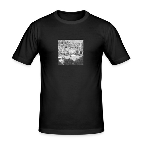 Nature and Urban - Men's Slim Fit T-Shirt