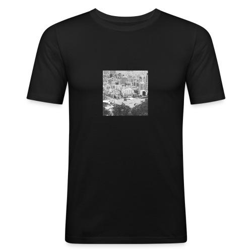 Nature and Urban - Men's Slim Fit T-Shirt